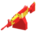 M249 - Red Toy