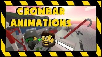 UNOFFICIAL R2DA Crowbar Animations