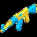 AK47 - Blue Toy