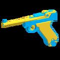 Luger P08 - Blue Toy