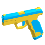 Steyr M - Blue Toy