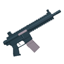 Weapon mp5