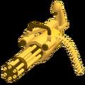 Minigun - Golden