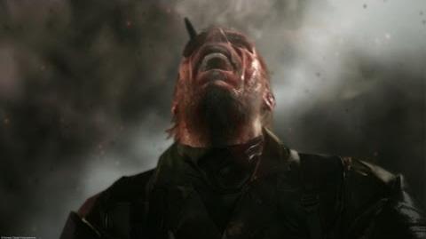 Metal Gear Solid VenomSnake Scream-0