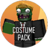 Halloween edgar costume icon