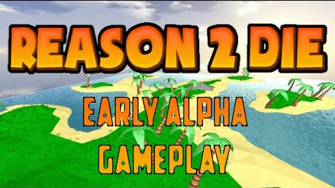 R2DA Early Alpha Gameplay!