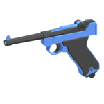 Luger P08 - Sightmarker