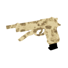 CSG M93R DesertFox