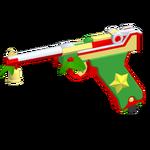 Luger P08 - Christmas