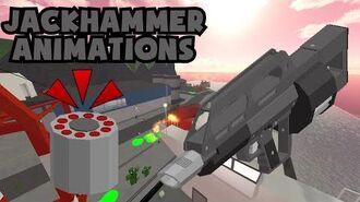 UNOFFICIAL R2DA - Jackhammer Animations