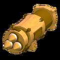 Tri-Blaster - Golden (REMADE)