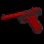 Luger P08 - Vengeance