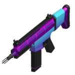 SCAR-H - Synthwave