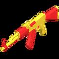 AK47 - Red Toy