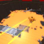 Chickeninator arena