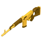 Dragunov - Golden (REMADE)