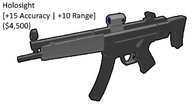 Mp5holosight