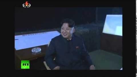 And His Name Is Kim Dzong Un JOHN CENA