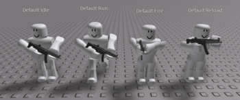 MP5poses