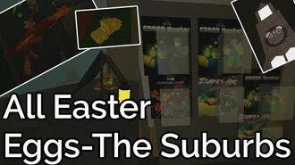 All Easter Eggs in The Suburbs R2DA-0