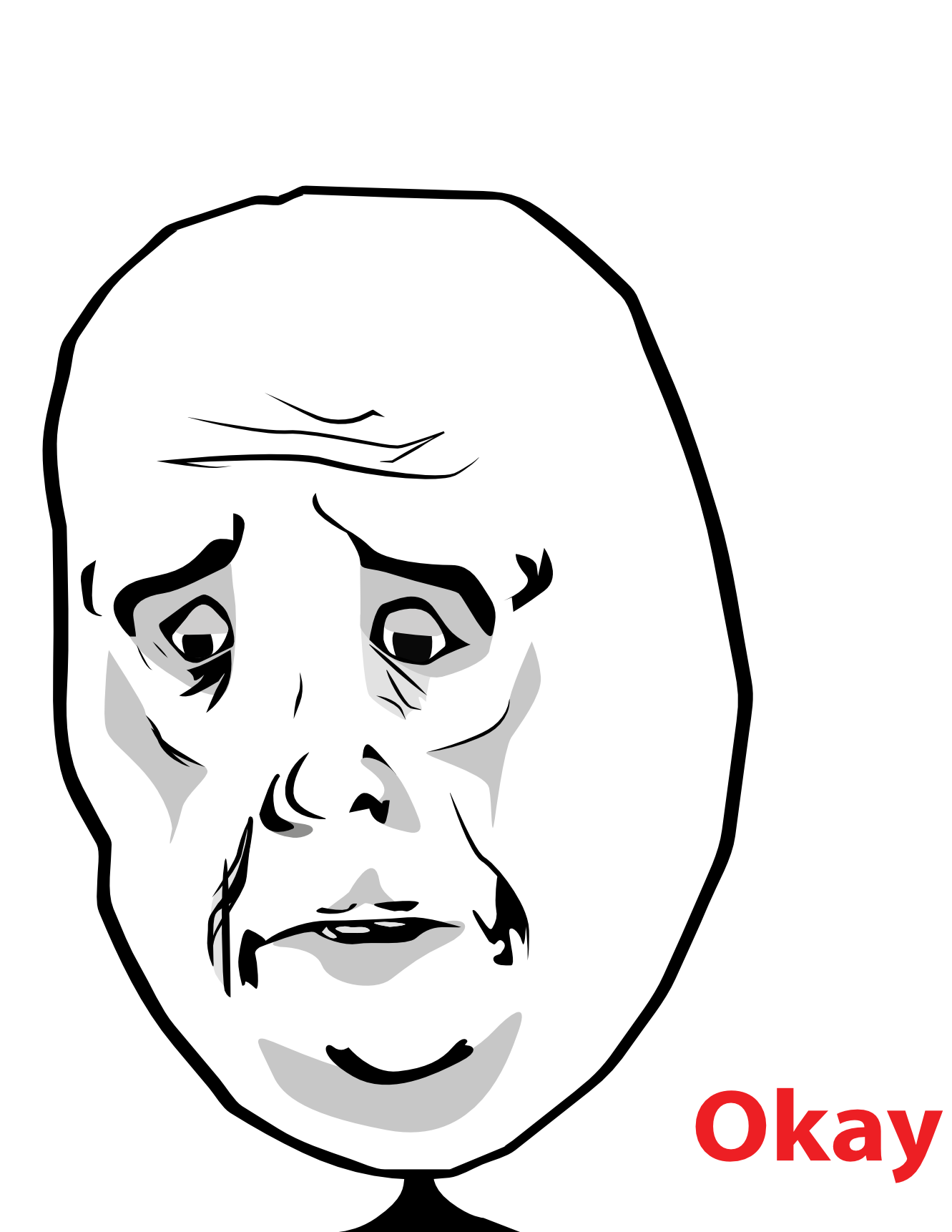 Image famous characters troll face okay meme face 215669g famous characters troll face okay meme face 215669g voltagebd Image collections