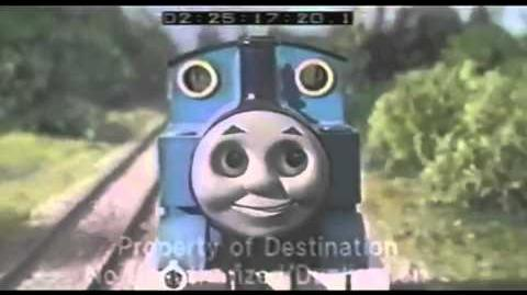 Thomas and the Magic Railroad PT Boomer chase (reverse)