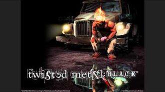 Twisted Metal Black - Suburbs Theme
