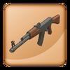 ButtonAK-47