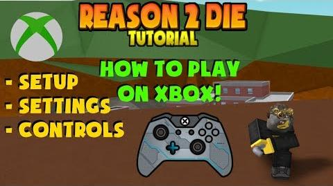 R2DA - Full Xbox Tutorial Update 1.3