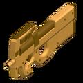 P90 - Golden (REMADE)
