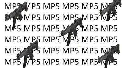 R2DA MP5 Animations