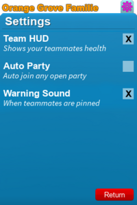PartySystemSetting