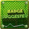 BadgeSuggester