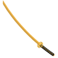 Katana - Golden