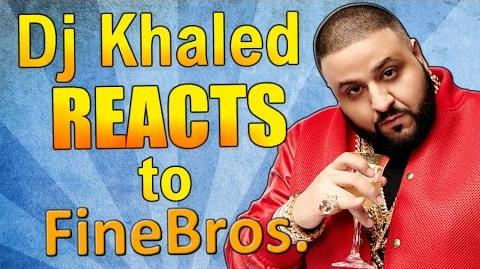 """Dj Khaled Reacts to Fine Bros."" - Losing Subscribers Around The World @thefinebros-0"