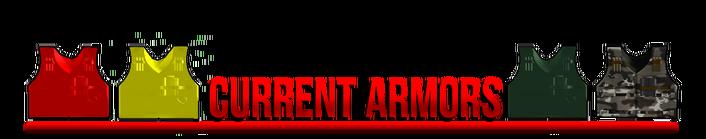 R2DRBar CurrentArmors