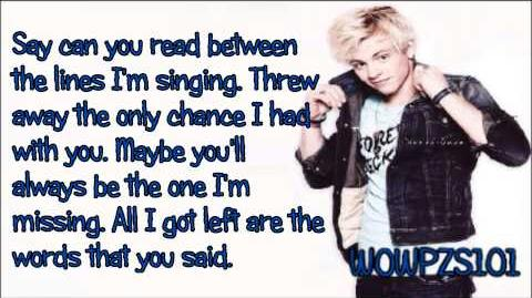R5 - Stay With Me - Lyrics