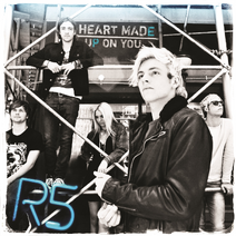 Heart Made Up On You EP Artwork