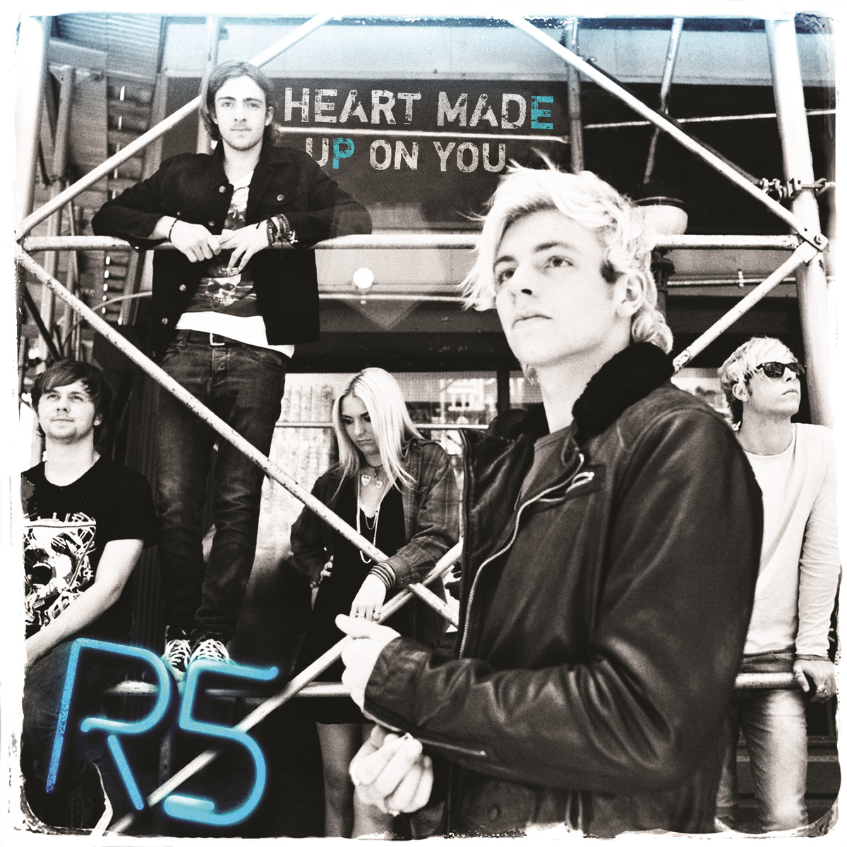 Ross lynch goes to extremes for a no-good girlfriend in r5′s new.