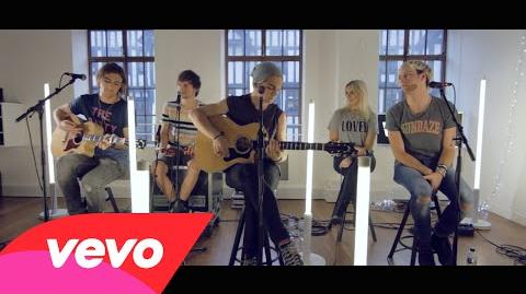 R5 - (I Can't) Forget About You - Vevo dscvr (Live)