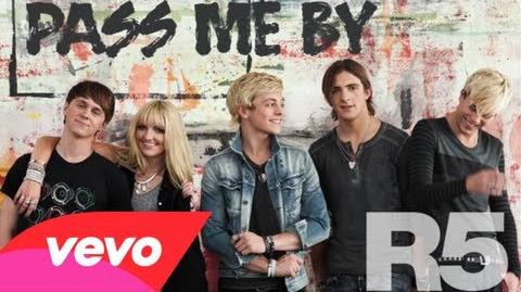 R5 - Pass Me By (Audio)