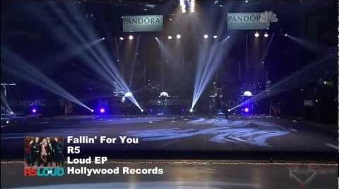 R5 - Fallin' For You HD