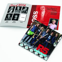 R5 Official Yearbook 2014