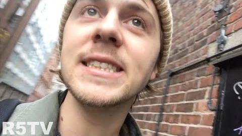 Ellington's locked out! Riker to the RESCUE...or not