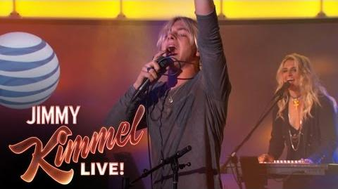 "R5 Performs ""All Night"""
