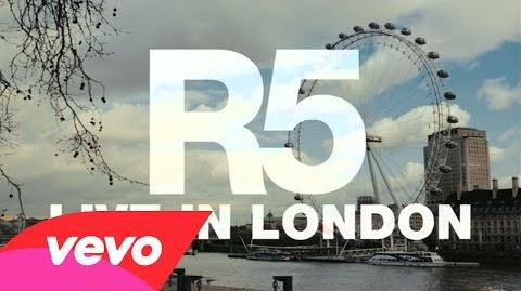 R5 - Pass Me By (Live In London)