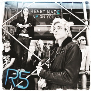 R5 heart made up on you (official lyric video) youtube.