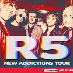 New Addictions Tour