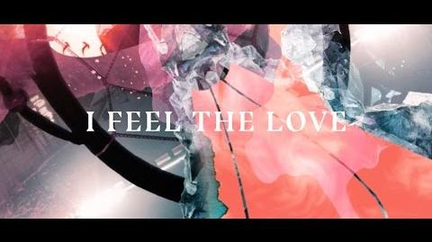 Tritonal - I Feel The Love (feat Ross Lynch) (Official Lyric Video)