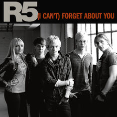 R5 I-Cant-Forget-About-You CDPRO